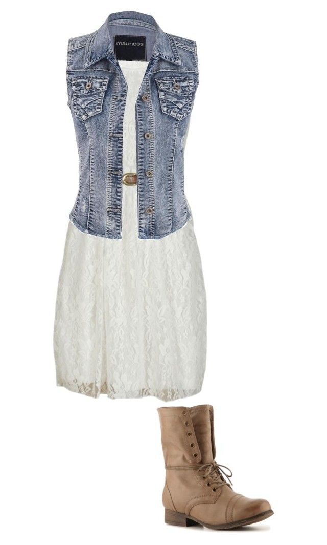 """""""Untitled #563"""" by katiemiller-v on Polyvore featuring Madden Girl and maurices"""