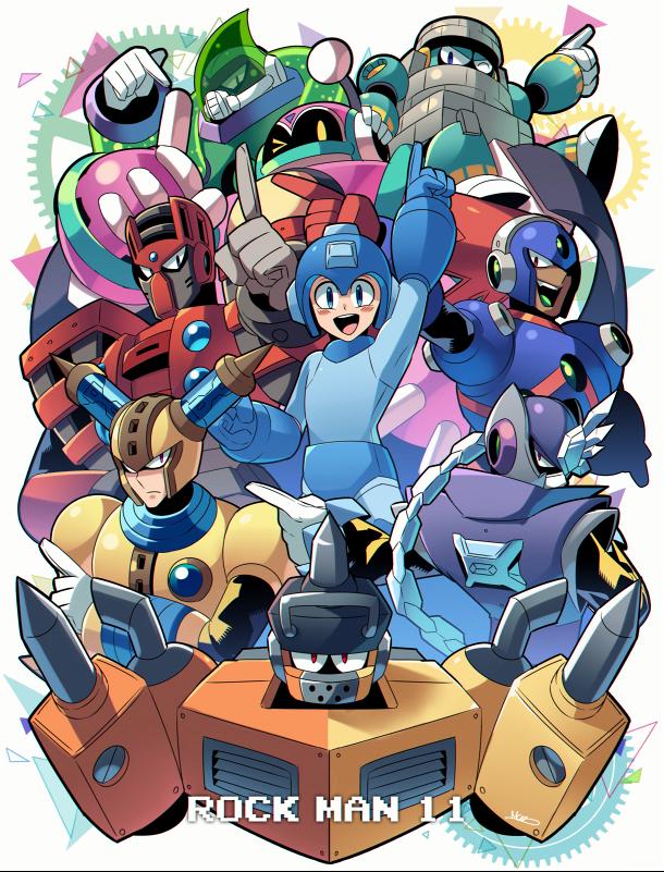 Mcnr On Twitter Mega Man Art Mega Man Mega Man 2