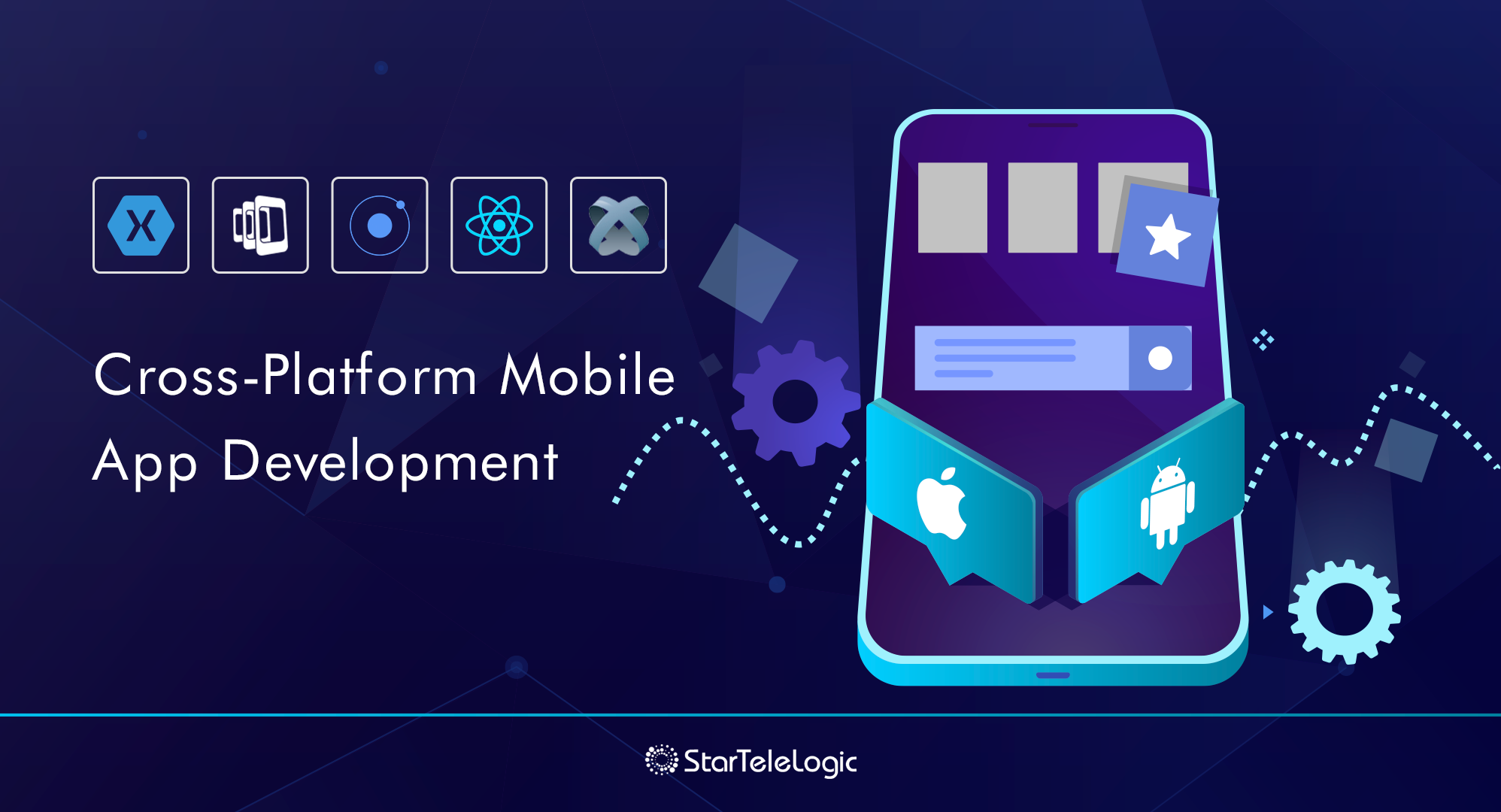 CrossPlatform App Development by StarTele Logic App