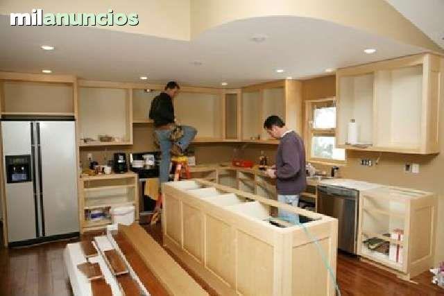 Montar Muebles De Cocina. Affordable Mueble Cocina Viamondo Maxi ...