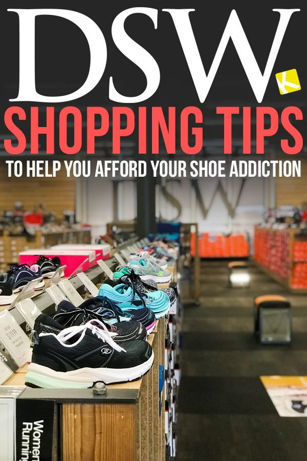 28 DSW Shopping Tips That'll Help You Afford Your Shoe