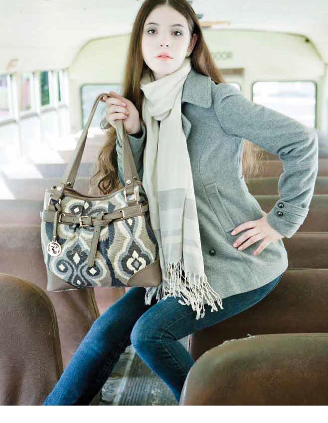Miss Billie Scarf #spartina 449. Love this pattern