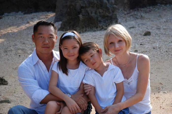 Asian Man White Woman Marriage - Google Search  Family -6440