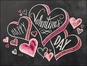 Photo of Happy Valentine's Day Heart Cards Happy Valentine's Day …