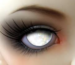 white contact lenses full all pure sclera non prescription