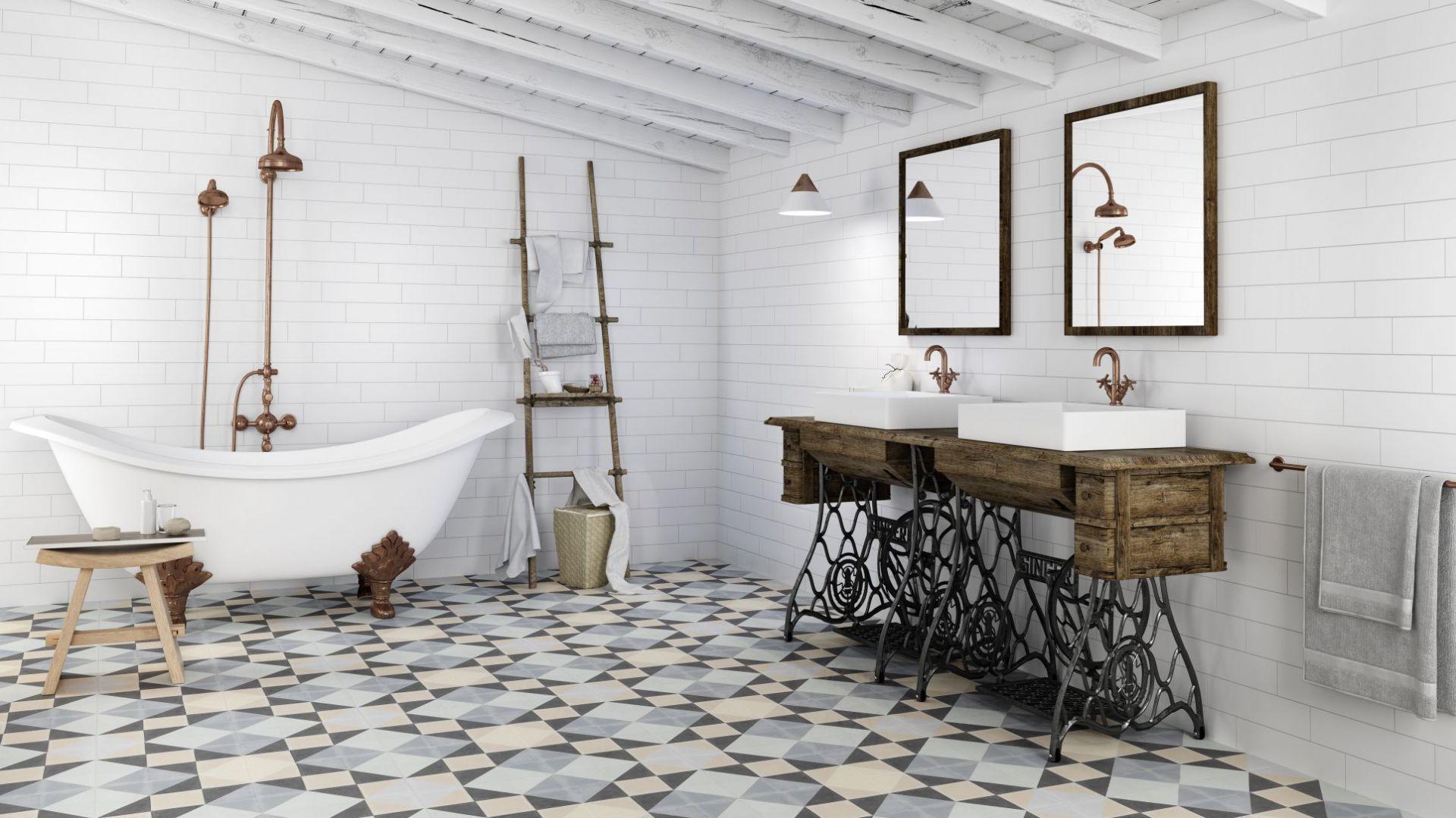 Płytki Ceramiczne Do łazienki Trendy Na 2018 Rok Kolekcja