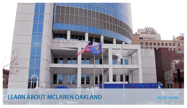 Mclaren Oakland Oakland Hospital Mclaren