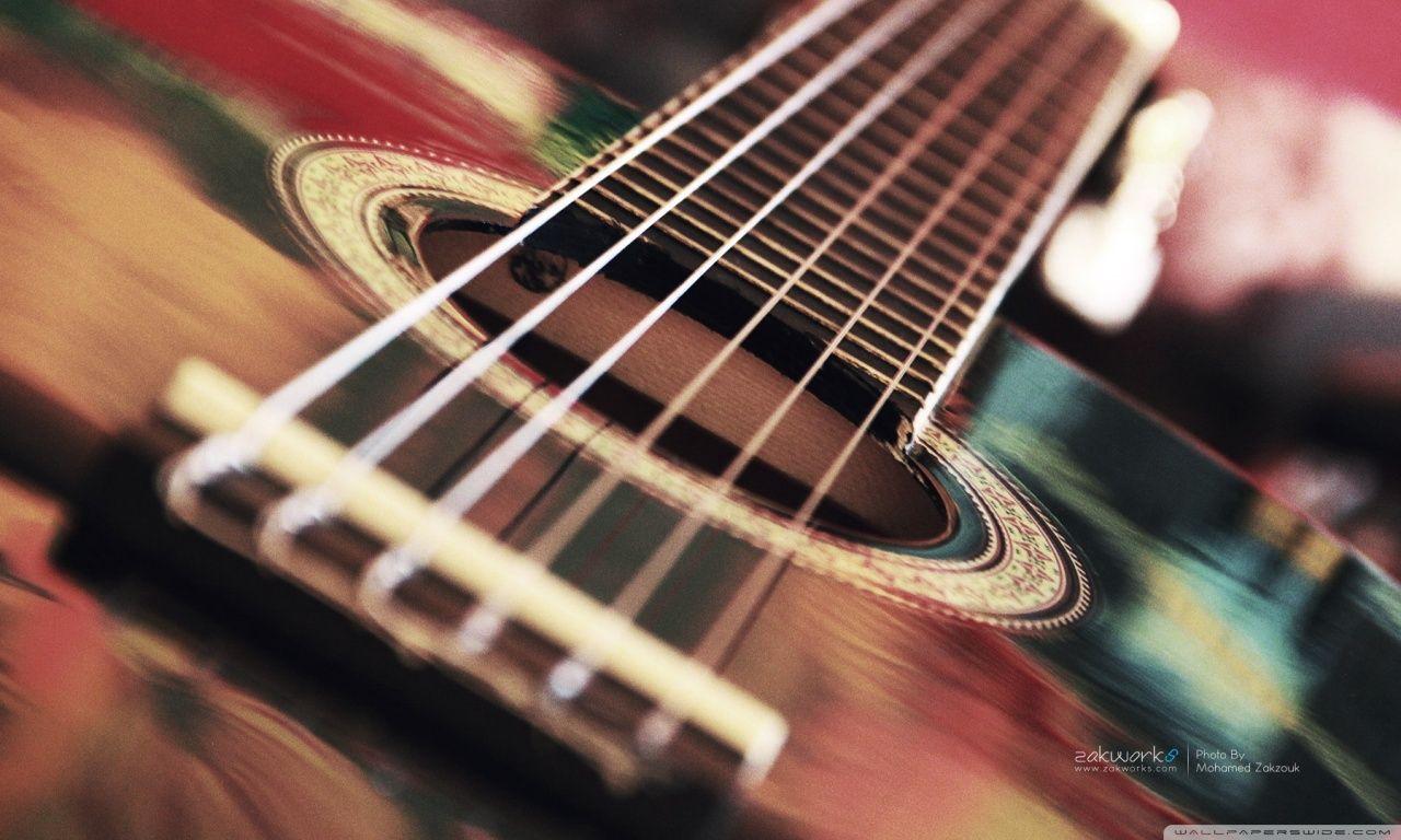 Acoustic Guitar Hd Desktop Wallpaper Widescreen High Definition Fullscreen Mobile Cool Electric Guitars Guitar For Beginners Guitar