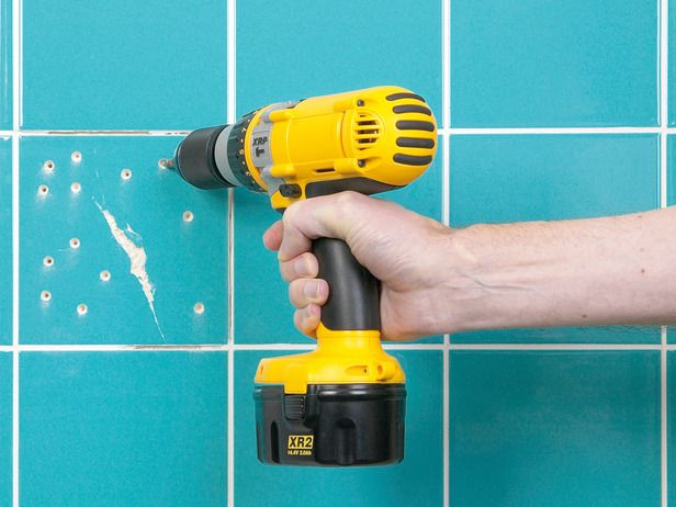 How to Fix Broken Wall Tile and How to Regrout : How-To : DIY Network