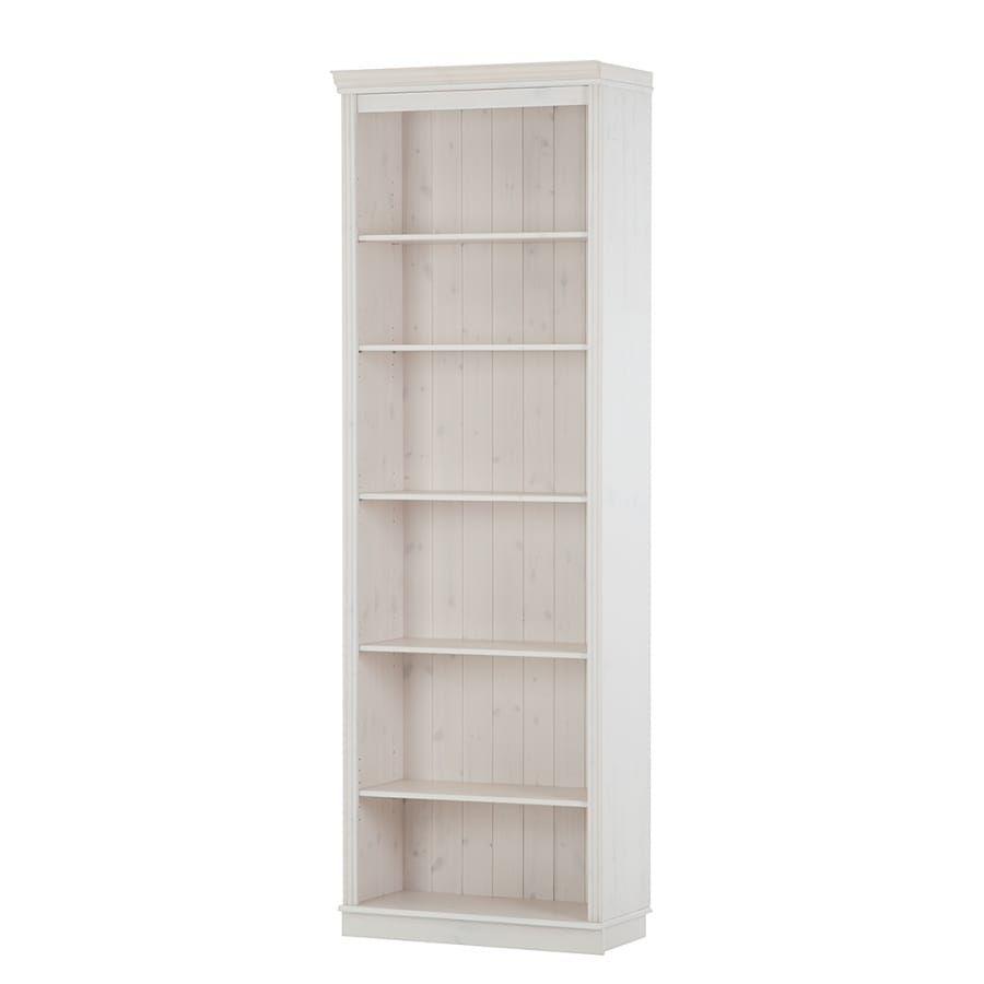 Annabelle 86 Inch Solid Pine Bookshelf Tall