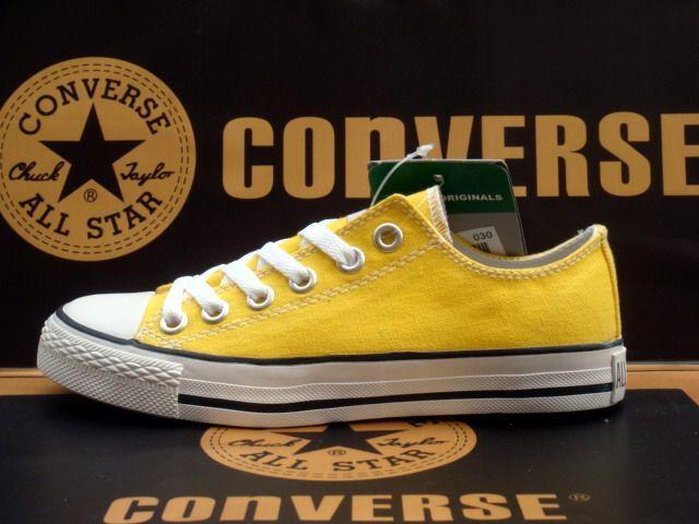 converse all star amarillas