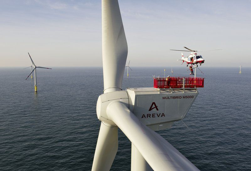 Turbines are big Offshore Wind Offshore wind, Vehicles