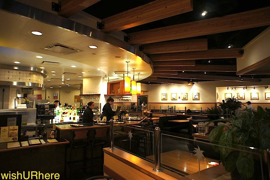 California Pizza Kitchen Location