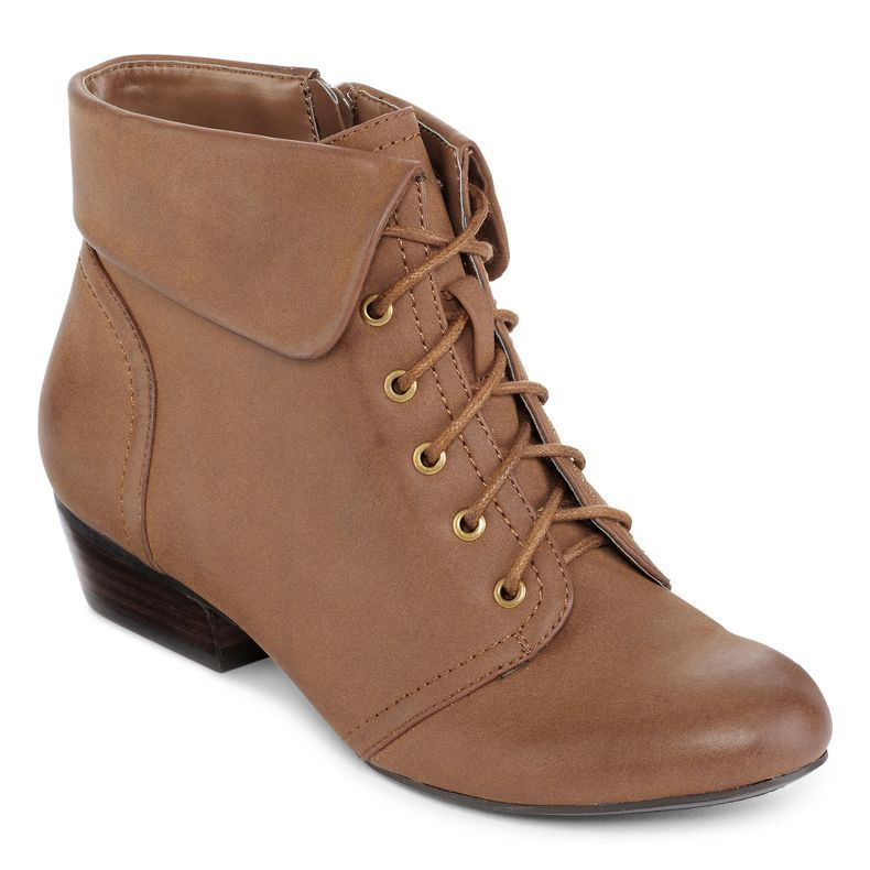 Cute ankle boots, Low heel ankle boots