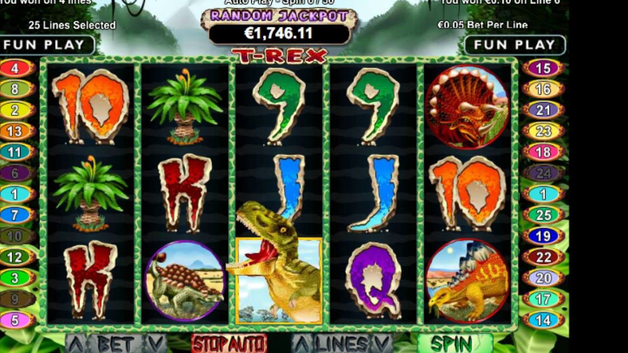 Free Slot Machine Trex