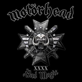 """L'album dei #Motörhead intitolato """"Bad Magic"""" in formato jewelcase."""