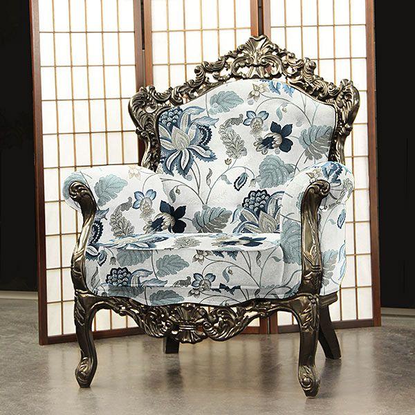 Samanta 3 - Puuvilla - Polyesteri - teräksen sininen