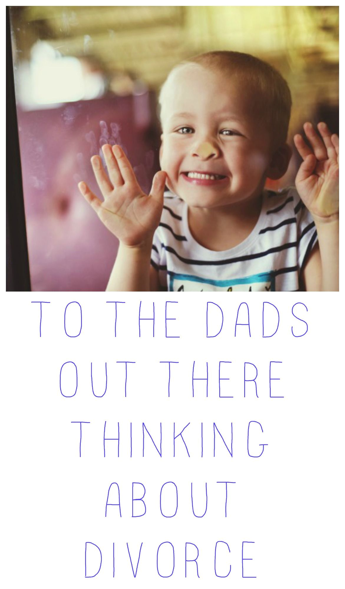 Advice for divorced dads