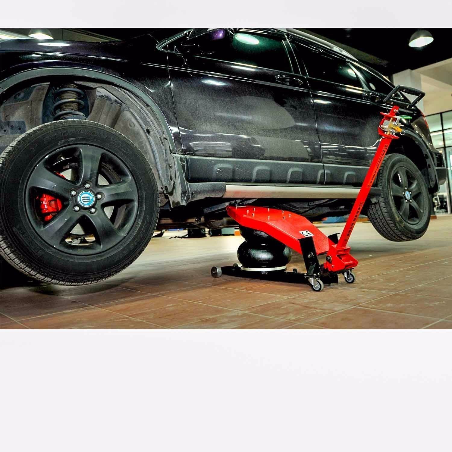 Floor Jack Lift Kits Air Double Bag Jacks Car