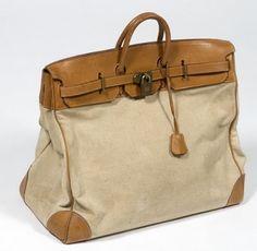 This is how we do: Hermès Haut à courroies XXL weekend bag ...