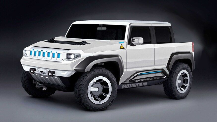 2022 Gmc Hummer Ev Pickup What We Know About It In 2020 Pickup Trucks Hummer Digital Trends