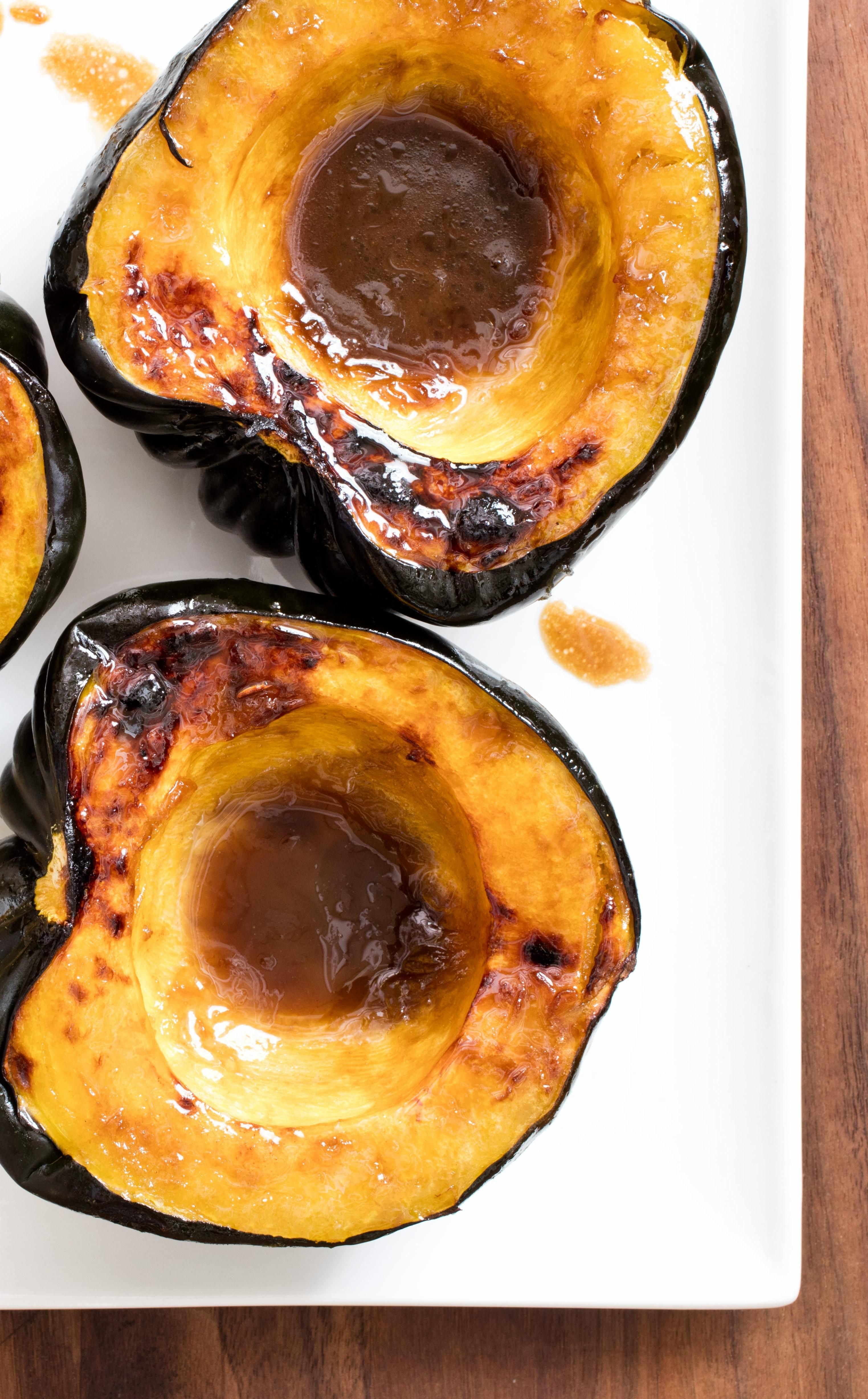 Acorn Squash With Brown Sugar We Found The Best Method To Produce