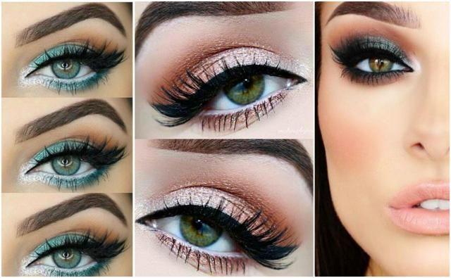 Makijaż Do Zielonych Oczu Jak Podkreślić Tęczówkę Makijaż Eft