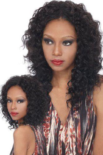 Outre Sol Human Hair Premium Mix All 4 One Closure Euro Deep Weave