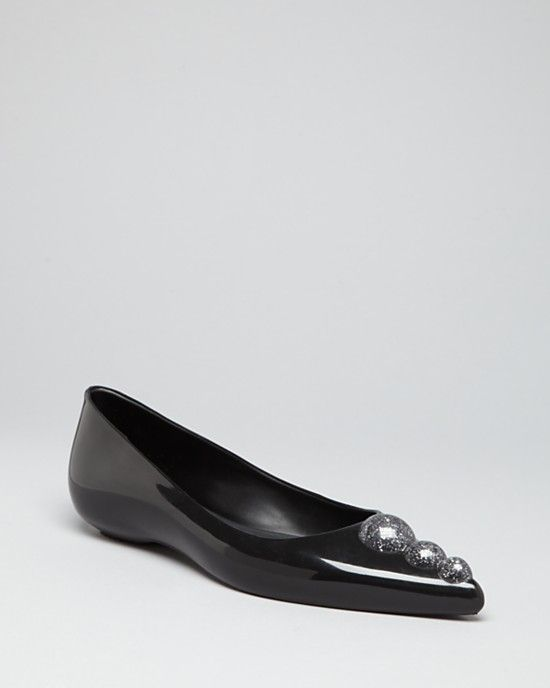 15 Fancy Flats to Play In   Jelly flats