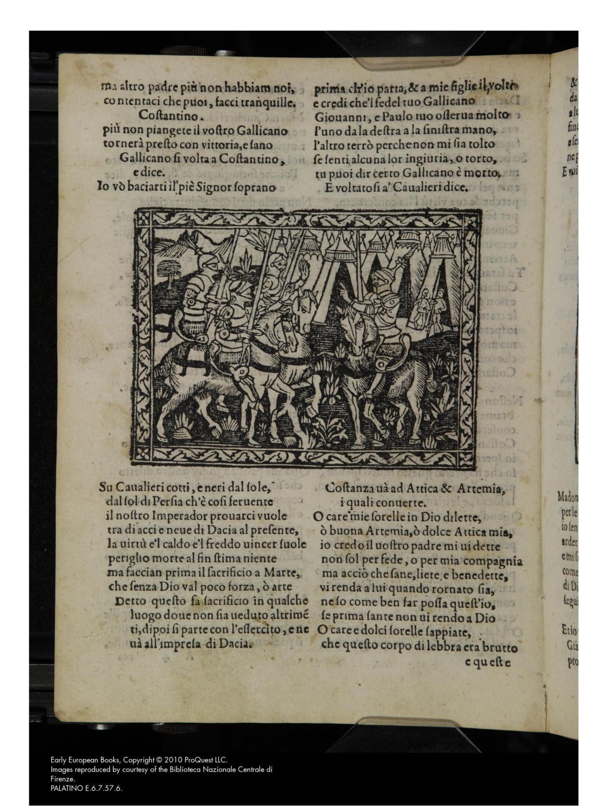 La rappresentatione di san Giouanni, e Paulo, e di santa Costanza. Composta per Lorenzo de' Medici (1571)