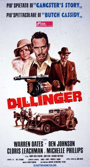 Dillinger (1973) | FilmTV.it