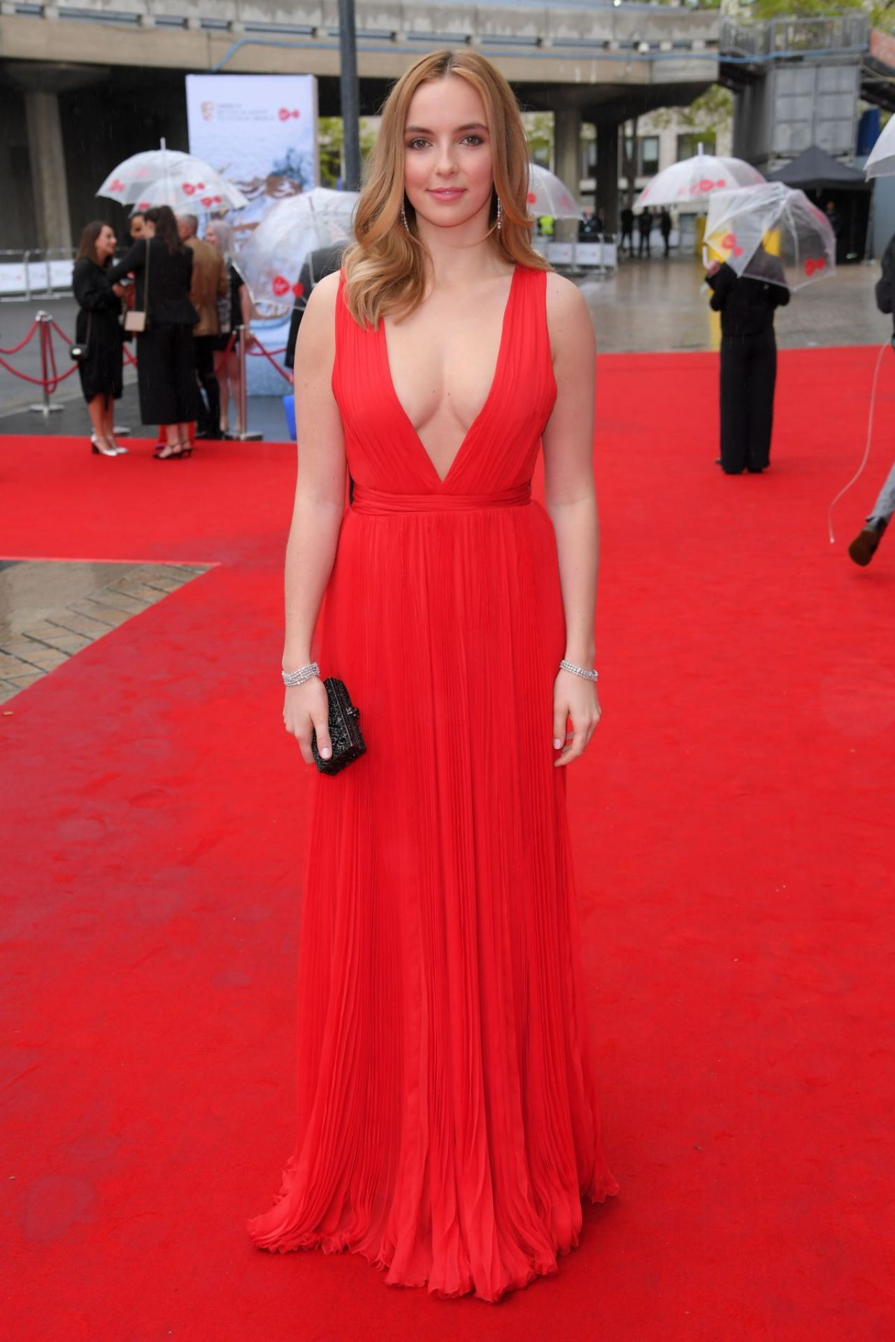 Jodie comer bafta television awards in london nude (42 photos), Hot Celebrity image