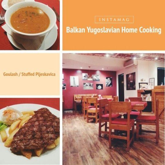 Had a taste of yugoslavian food last night goulash is the best food forumfinder Images