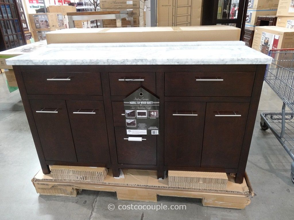 ideas design inch white costco bathroom vanities home