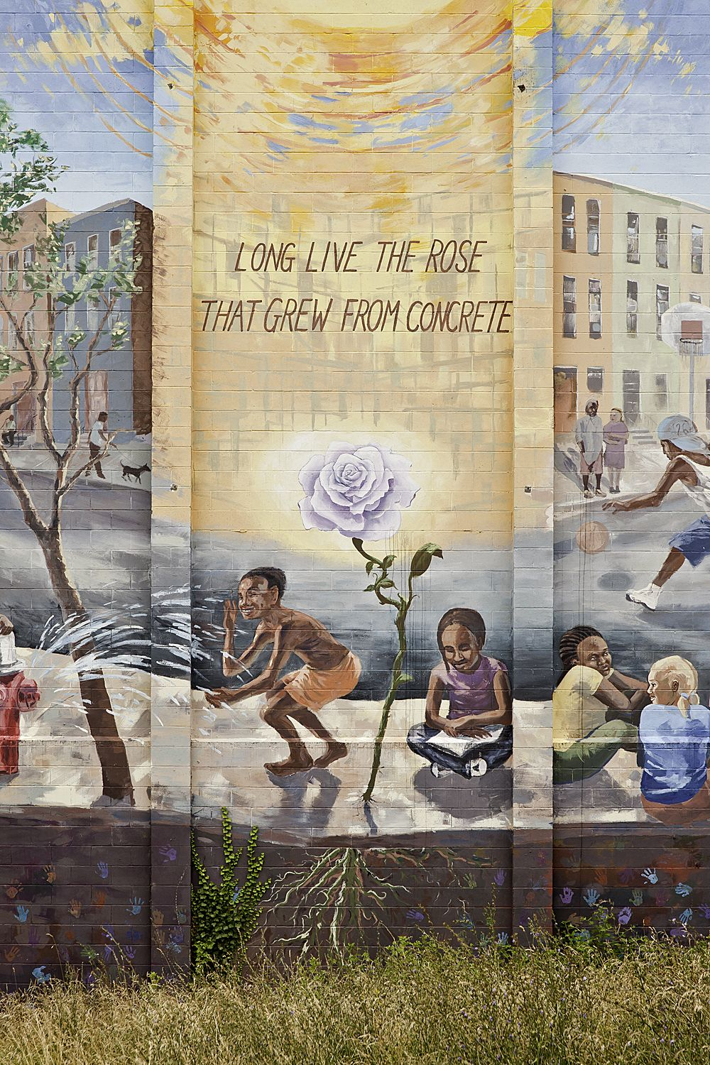 Patgavin Long Live The Rose That Grew From Concrete 27th Street