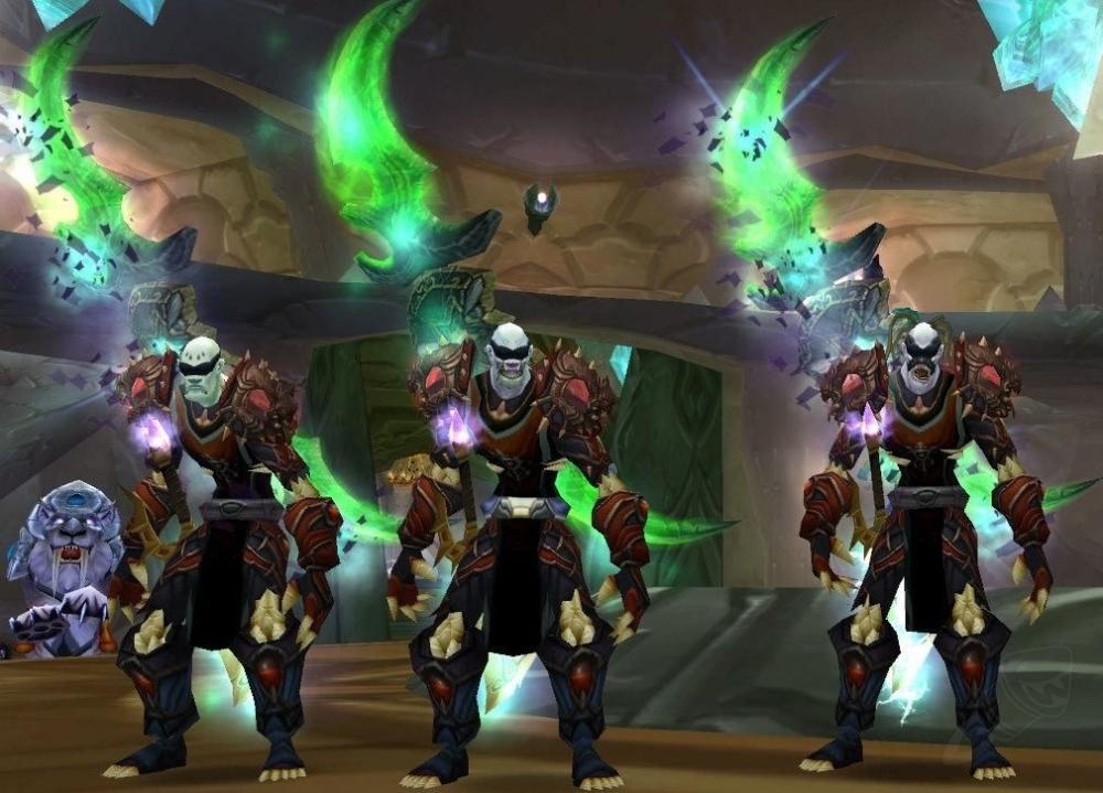 Warglaive Of Azzinoth Item World Of Warcraft In 2020 World Of Warcraft Death Knight Warcraft
