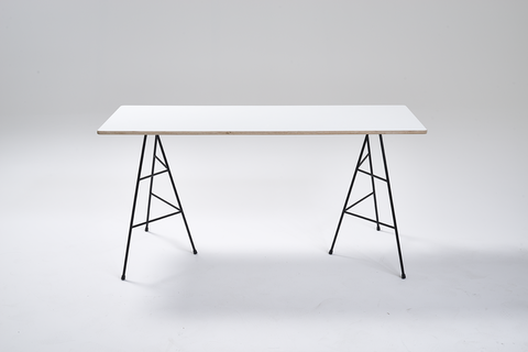Trestle Tables And Legs Standing Or Seated Allowing You To Customize Your Table Match Home Office E