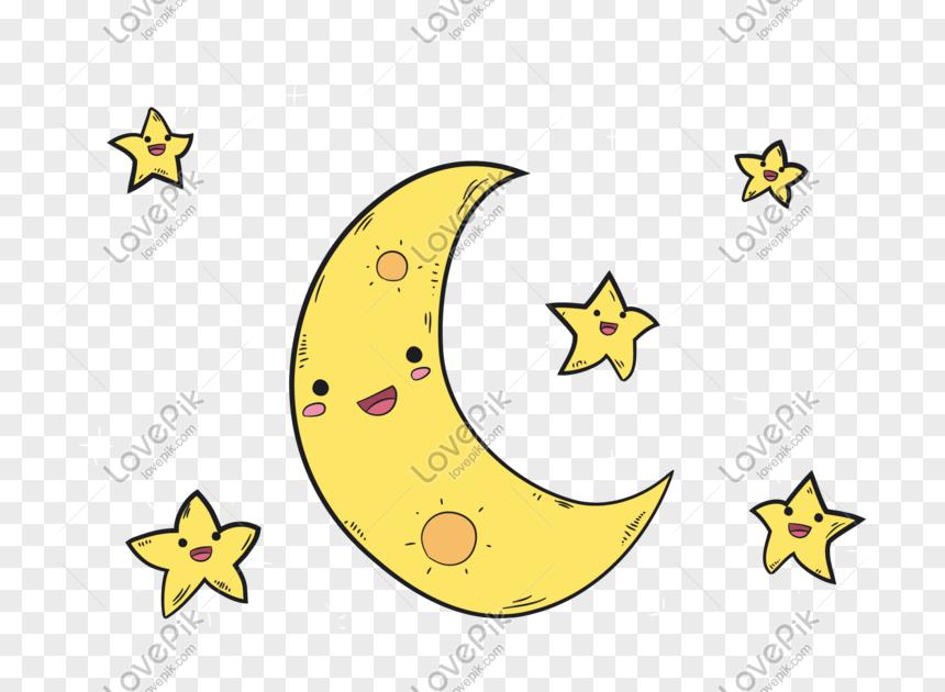 Kartun Comel Bulan Bintang Bahan Vektor Matahari Gambar Download 50 Lembar Stiker Dinding Dengan Bahan Mudah Dilepas Gambar Kart Kartun Gambar Kartun Gambar