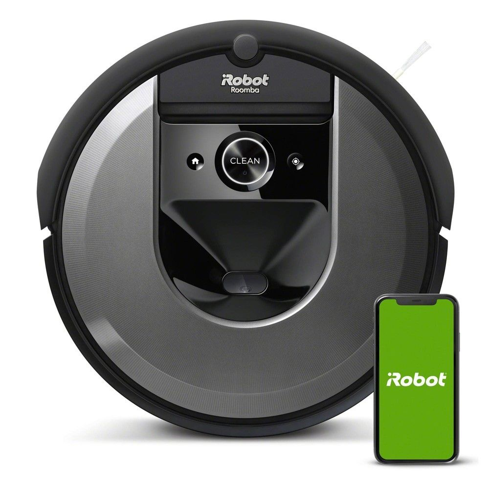 Irobot Roomba I7 7150 Wi Fi Connected Robot Vacuum In 2020 Robot Vacuum Cleaner Irobot Robot Vacuum
