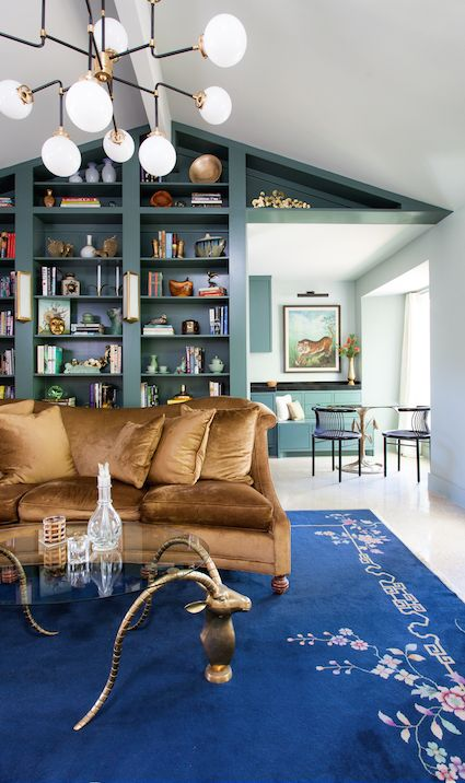 Living Room By Sarah Stacey Interior Design.