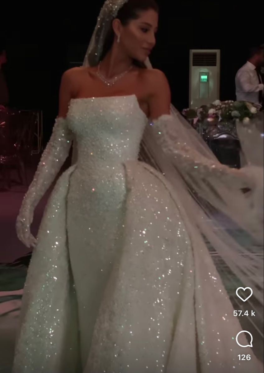 Pin by Kristina on Wedding Dress Inspo in 2021   Dresses ...