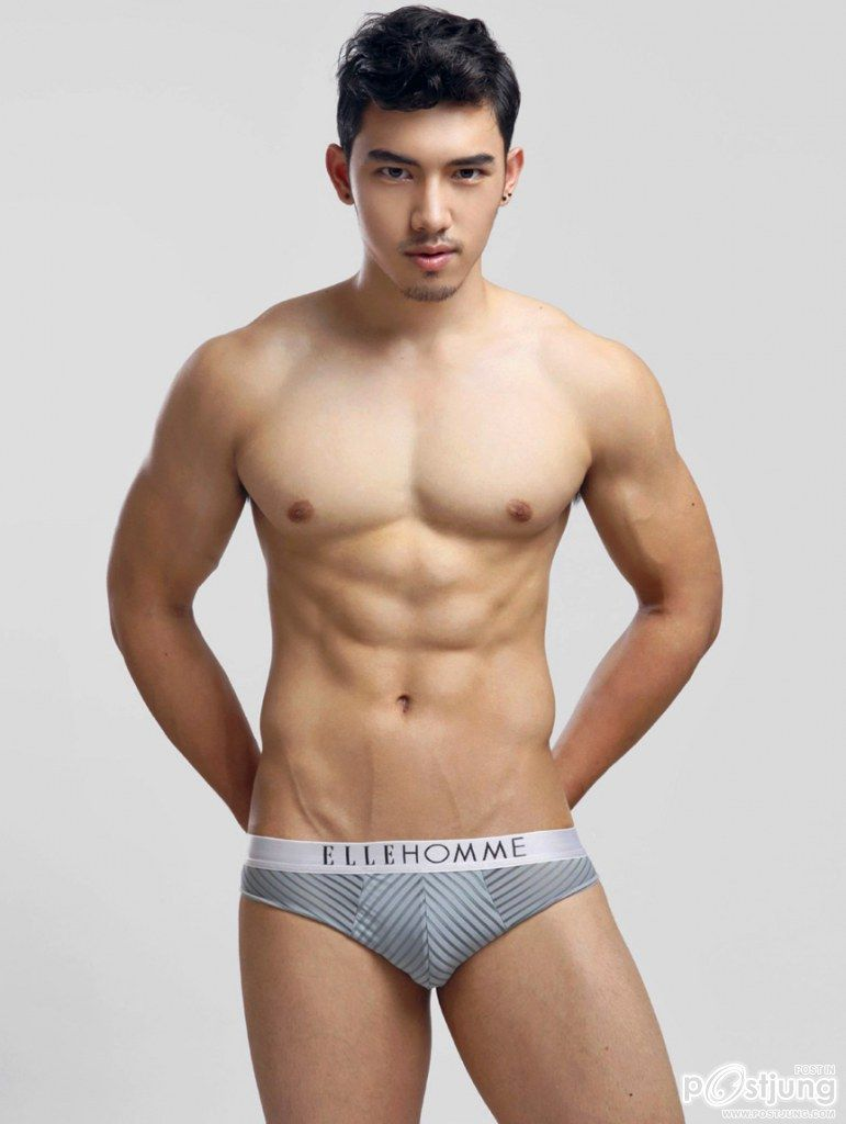 Thai men nice nude models