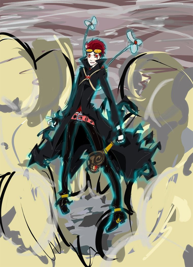 JACK SPICER by PhaseScribe on deviantART