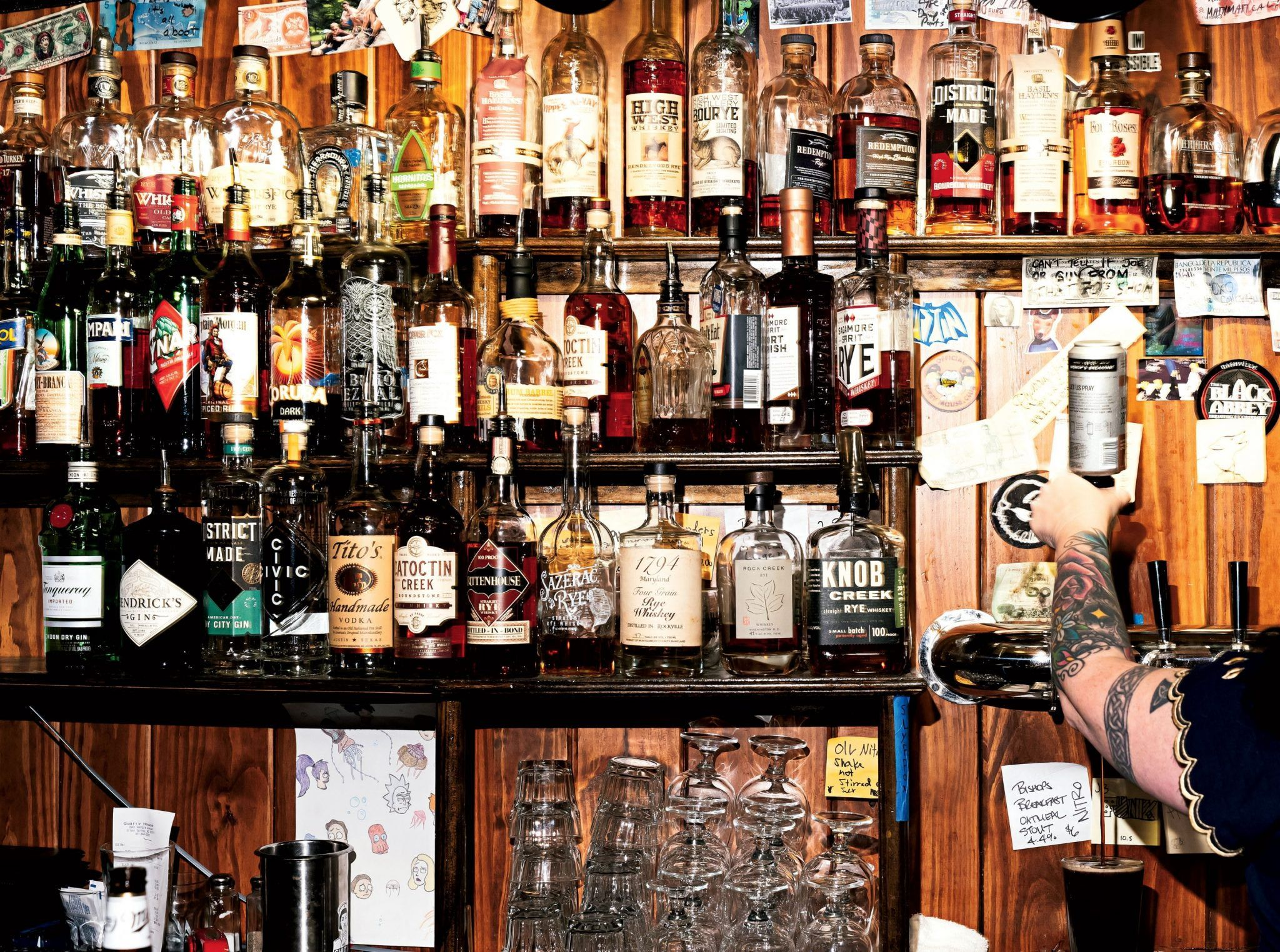 The Best Bars in Washington Right Now Cool bars