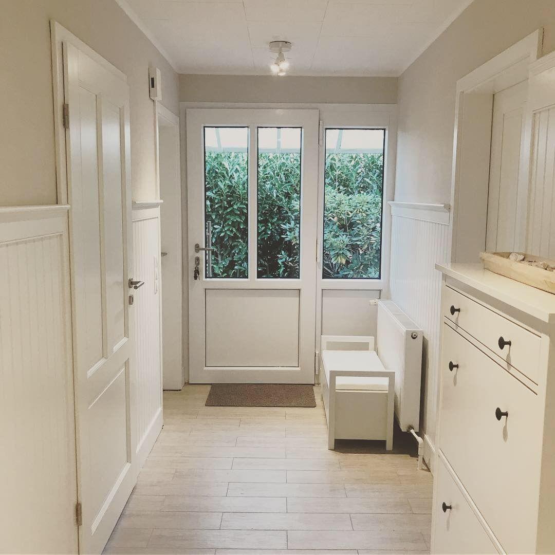Wenn Wohntraume Wahr Werden Whiteliving Raumgestaltung Mit Beadboard De Paneelen Raumgestaltung Schwedenhaus Wohn Design