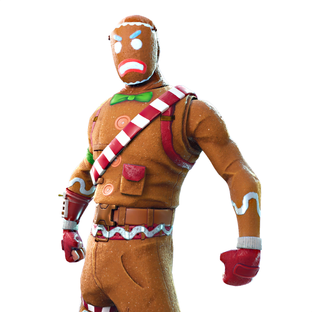 Merry Marauder (Featured) (With images) | Gingerbread man ...