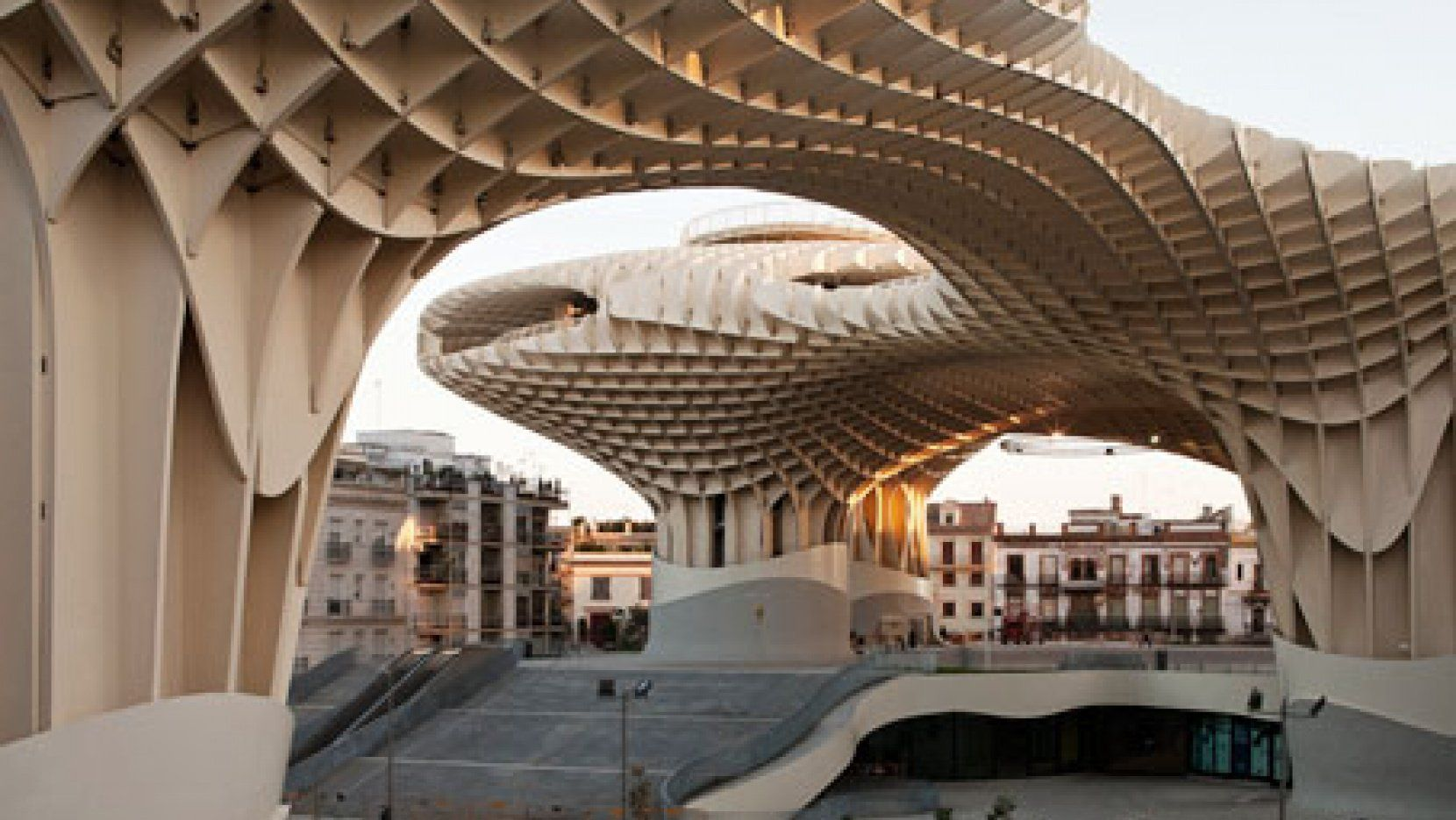 Metropol Parasol The World S Largest Wooden Structure