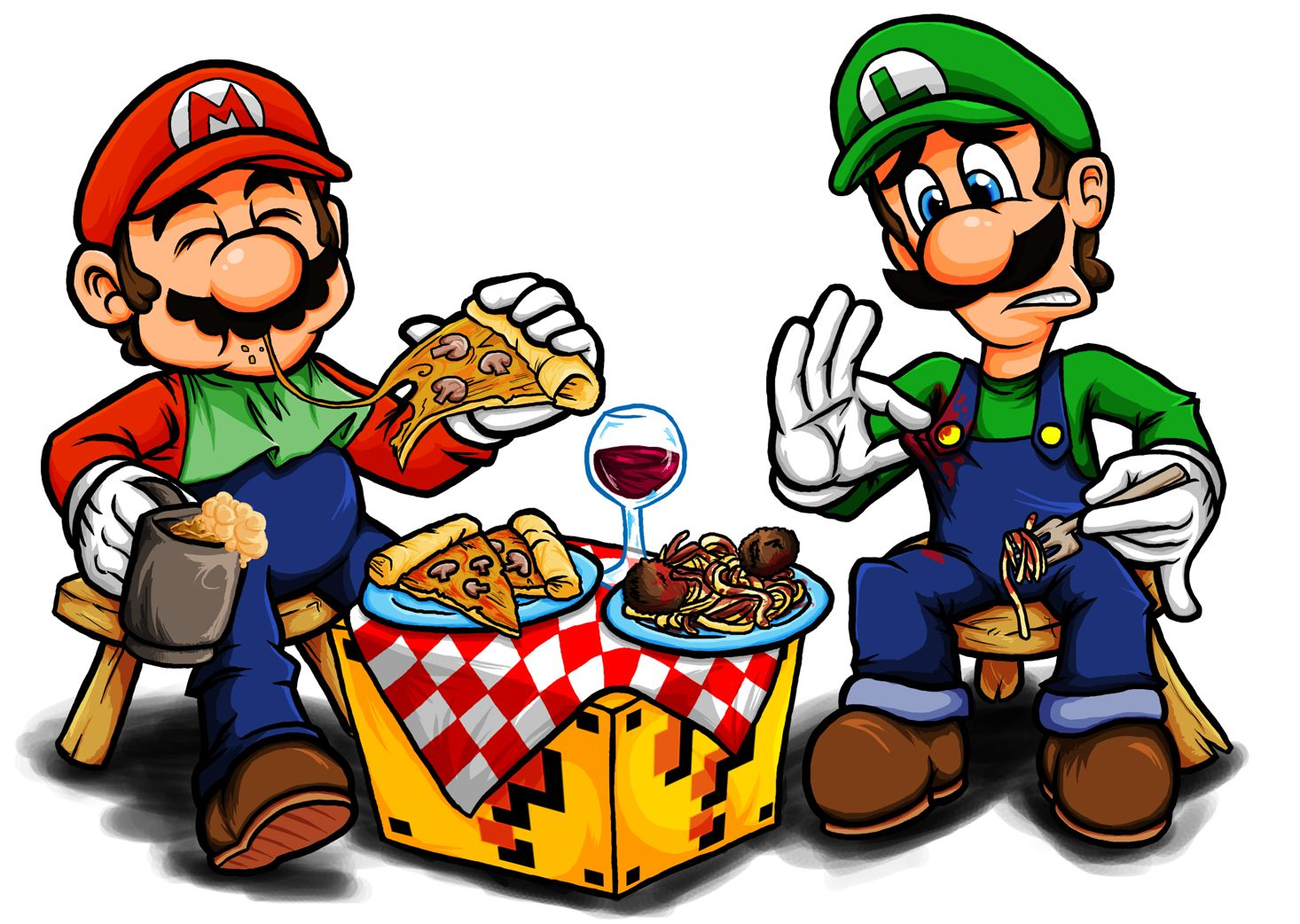 pizza time mario bros mario smash bros funny mario bros mario smash bros
