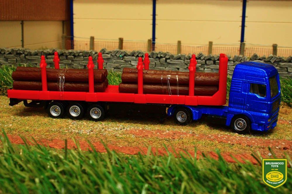 Log transporter NEW toy model # 1659 Siku