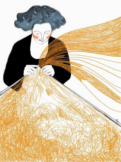 Pinzellades al món: il·lustracions de la tardor